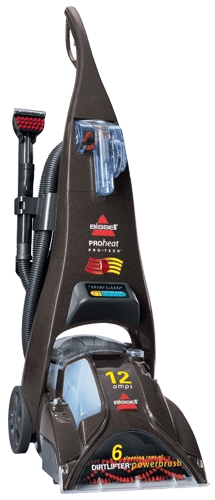 How to Troubleshoot a Bissell Proheat   Hunker